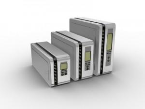 distintos tamanos y recursos de servidores