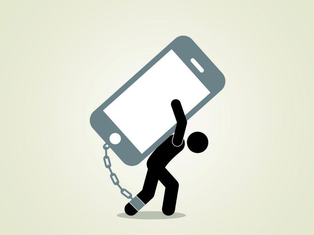 Uso del celular