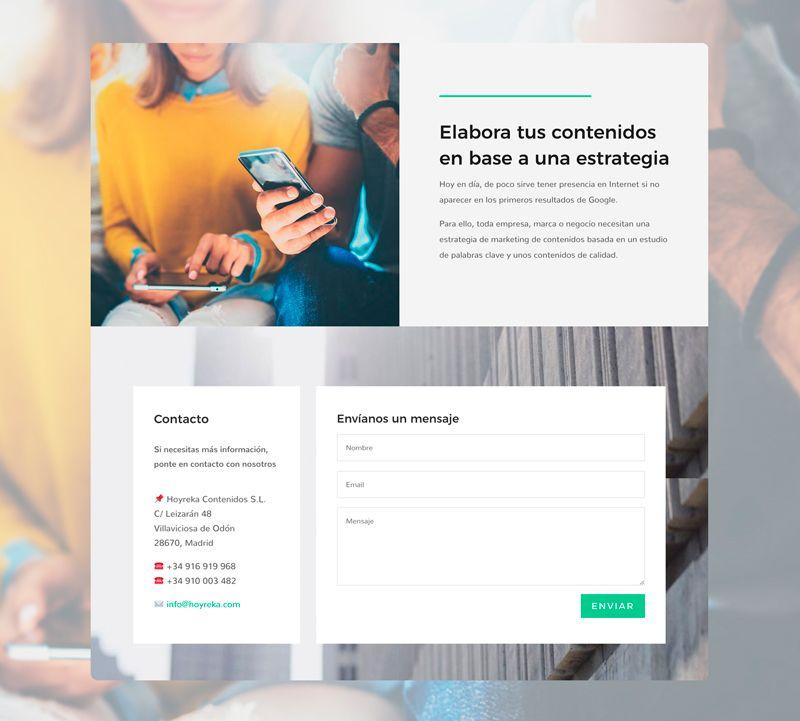 Diseño web(www) modular