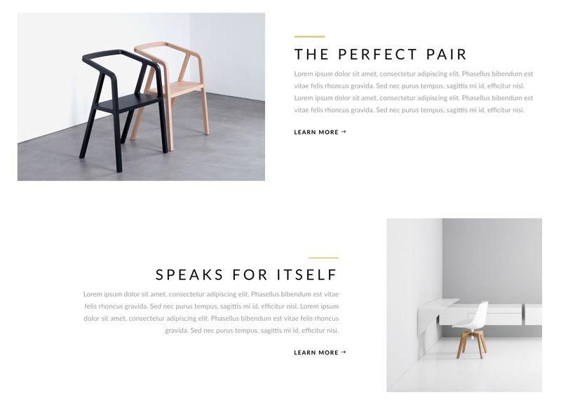 Diseño web(www) minimalista