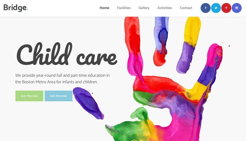 Diseño web tipografía personalizada