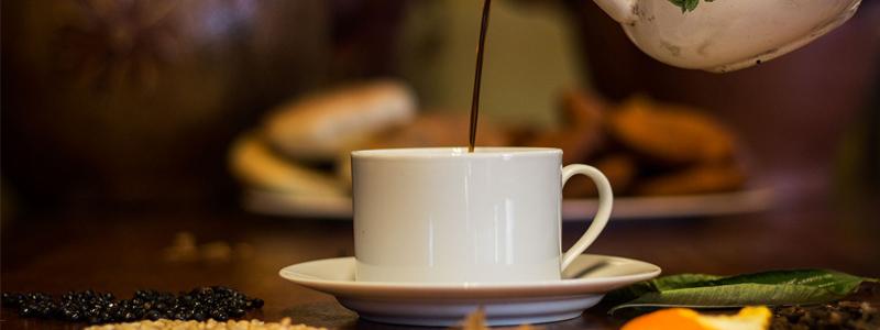 El café del campo