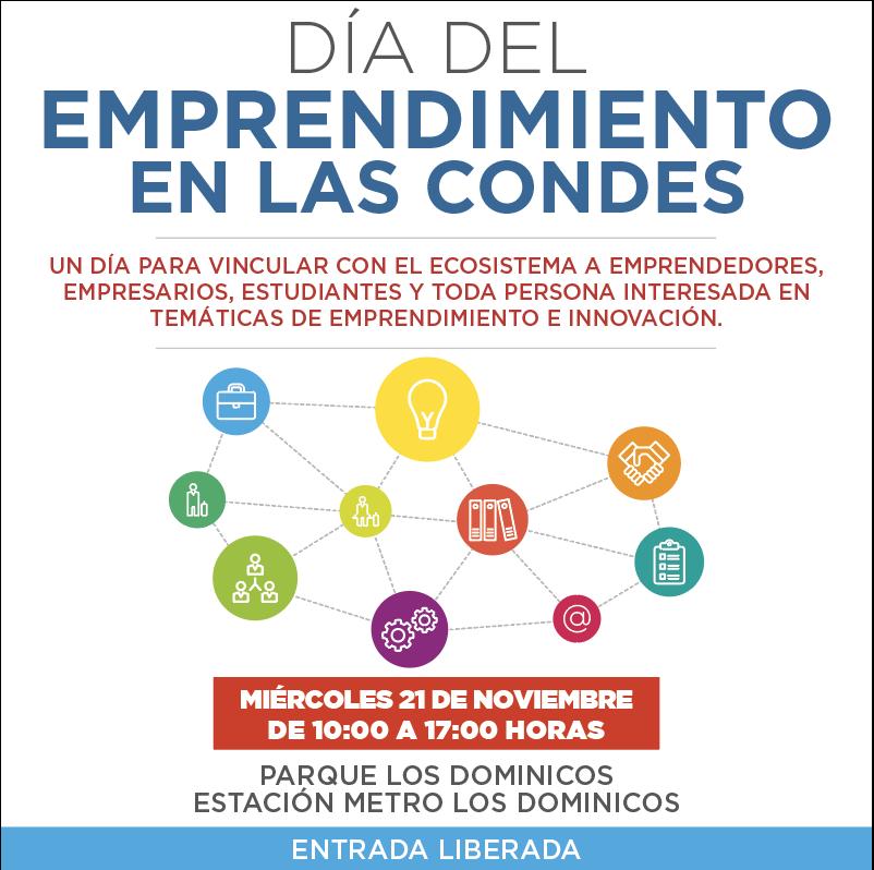 Afiche Día del Emprendimiento